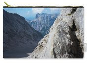 Grey Mountains Carry-all Pouch