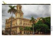 Havana's Palacio Del Centro Asturiano Carry-all Pouch