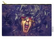 Heavy Metal Rock Star Carry-all Pouch