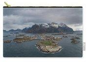 Henningsvaer Lofoten Carry-all Pouch