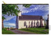 Holy Cross Cemetery And Our Lady Of Sorrows Chapel Carry-all Pouch