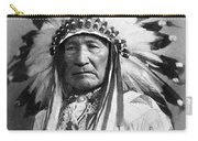 Indian Chief Carry-all Pouch