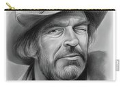 Jack Elam Carry-all Pouch