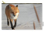 Just Passing Through Carry-all Pouch by Susan Rissi Tregoning