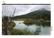 Laguna Verde, Tierra Del Fuego National Park, Ushuaia, Argentina Carry-all Pouch