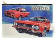 Lancia Beta 1300 Carry-all Pouch