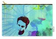 Legendary Joe Strummer Watercolor Carry-all Pouch