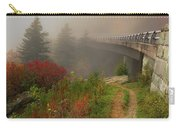 Linn Cove Viaduct - Blue Ridge Parkway Carry-all Pouch