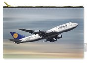 Lufthansa Boeing 747-430 Carry-all Pouch