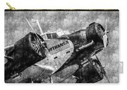 Lufthansa Junkers Ju 52 Vintage Carry-all Pouch