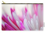 Macro Photo Of A Beautiful Flower. Chrysanthemum. Carry-all Pouch