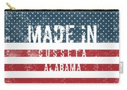 Made In Cusseta, Alabama Carry-all Pouch