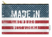 Made In Newburg, West Virginia Carry-all Pouch