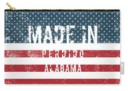 Made In Perdido, Alabama Carry-all Pouch