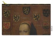 Margaret Of Austria  Carry-all Pouch
