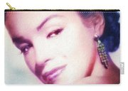 Marilyn Monroe, Portrait Carry-all Pouch