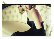 Martha Hyer, Vintage Actress Carry-all Pouch