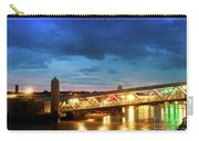Mersey Ferry Floating Landing Stage Carry-all Pouch