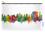 Naples Italy Skyline Carry-all Pouch
