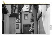old historic street in Ediger Germany Carry-all Pouch