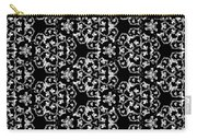 Ornate Pattern Drawing Carry-all Pouch