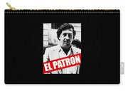 Pablo Escobar Carry-all Pouch