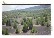 Photography Landscape Shot From The Etna National Park On Sicily Carry-all Pouch