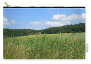 Photography Landscape With Fields In Germany Carry-all Pouch