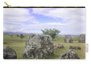 Plain Of Jars Carry-all Pouch
