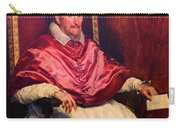 Pope Innocent X Carry-all Pouch