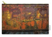 Railcar Abstract Carry-all Pouch
