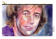 Robin Gibb Portrait Carry-all Pouch
