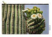 Saguaro Blooms To The Sky  Carry-all Pouch