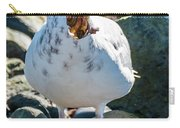 Seagull With Sail Carry-all Pouch