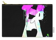 Shania Watercolor Carry-all Pouch