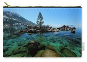 Tahoe Northern Island Carry-all Pouch by Sean Sarsfield