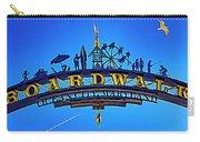 The Boardwalk Carry-all Pouch by Paul Wear