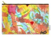The Dance Of Spring Carry-all Pouch