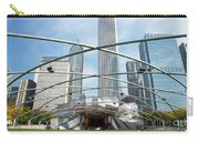 The Great Lawn, Trellis, Bandshell And Jay Pritzker Pavilion, Mi Carry-all Pouch