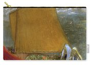 The Yellow Sail, 1905 Carry-all Pouch