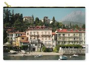 Town In The Shore Of Lake Como Carry-all Pouch