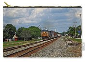 Train In Motion Carry-all Pouch