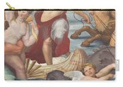 Triumph Of Galatea, Detail Carry-all Pouch