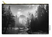 View Of Half Dome II Carry-all Pouch