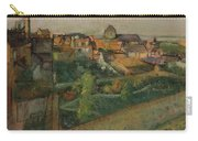 View Of Saint Valery Sur Somme  Carry-all Pouch