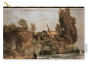 Villa By The Sea  Carry-all Pouch