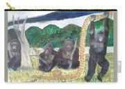 warriors of Bwindi Impenetrable  Carry-all Pouch