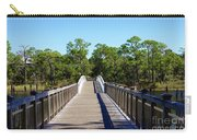 Western Lake Bridge Carry-all Pouch