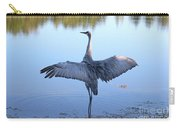Wonderful Wingspan Of Sandhill Crane. Carry-all Pouch