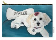 Wonton Carry-all Pouch